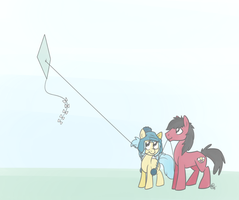 Kites by Shellsweet