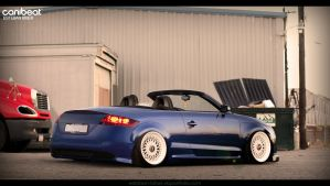 Audi TT Roadster by tebidesign