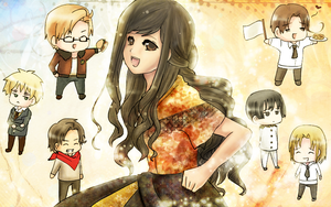 APH: Visual Novel Philippines by bente36
