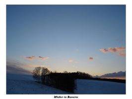 Winter in Bavaria - Beauty by avireX