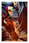 Antelope Canyon 1 by evaPM