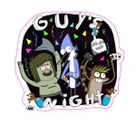 Guy's Night! by karlix-the-wiz