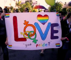 Gay Marriage Rally 4 by RosaryOfSighsx