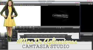 #Camtasia Studio 7 by CustomizeYourLife