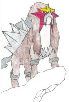Entei by elrond401