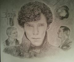 Sherlock - Angels and Demons II by Vanimelda4