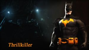 Batman (Thrillkiller) Wallpaper by BatmanInc