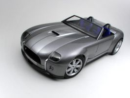 Ford Cobra Concept by FordGT
