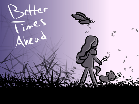 Better Times Ahead by awkwarf