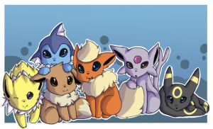 Evolutions by Hiccup-Chan