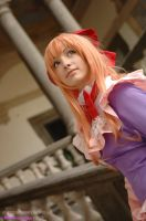 Sharon Rainsworth Cosplay - Pandora Hearts by Artemisia-Amore