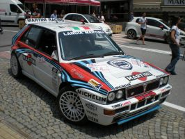 Lancia Delta EvoMartiniRally by franco-roccia