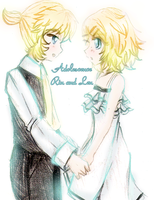 Rin and Len's Adolescence by SloppyInk