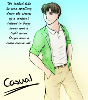 Casual Outfit (chp 62) by Dreamfollower