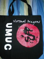 UMUC Tote by Scribble-Chick