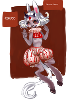 circus demon adopt [ON HOLD] by loveamo