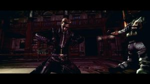 RE5 Albert Wesker by Captain-AlbertWesker