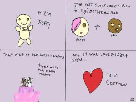 40 watchers special!Jeff the cookie! by WoefulWriters