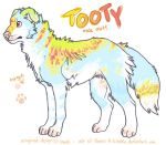 tooty fruity by Kiboku