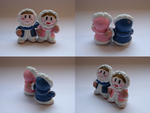 Popo and Nana the Ice Climbers by ville10