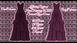 Lightning Returns FFXIII Crescent Dress Download by XxXSickHeartKunXxX