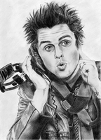 Billie Joe Armstrong by WielkiBoo