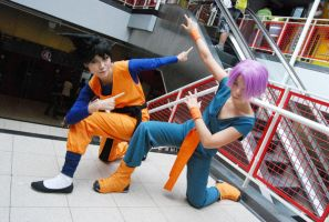 TRUNKS+GOTEN by tarta0823
