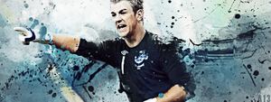 Joe Hart by albanoGFX