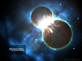 Explosion by malshan