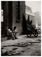 Two Laborers by olive-tea