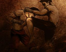 Muay Thai by Marchibial-Arts
