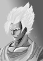 Goku? by LutherTaylor