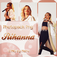 PNG Pack(137) Rihanna by BeautyForeverr