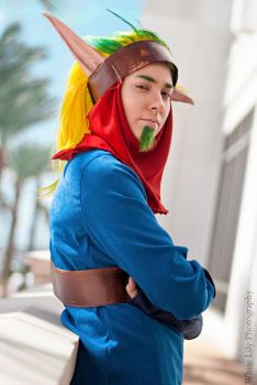 Jak and Daxter-- Untitled by Miss-Marquin