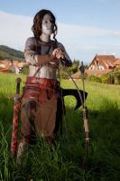 King Arthur cosplay - I belong to this land by haricovert-cosplay