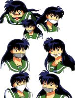 Multi-Kagome Gags by Ztunner