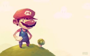 Super Mario Bross by Odewill
