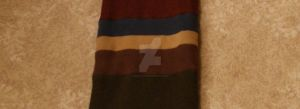 Fourth Doctor Scarf 1 by Gwend-O-Ithilien