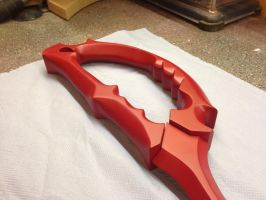 Kill La Kill - Scissor Blade Replica - FINISHED by Mauricechief