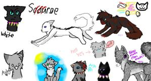 Warrior Cats-iScribble by screms