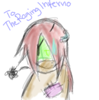 To TheRagingInferno by Roxasheart654