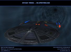 STAR TREK - Slipstream by ulimann644