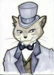 Sketch Card - Baron by Indy-Lytle