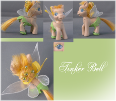 Breezie Custom Tinker Bell by RevRuby