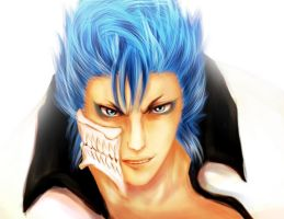 Bleach_Grimmjow by nikitt11