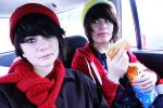 Stan And Cartman Cosplay by Winkheart