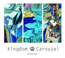 Kingdom Carousel Preview by Toonikun