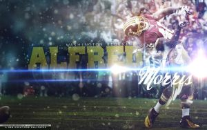 Alfred Morris by GbengaF