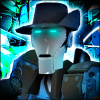 Robot Sniper Icon by Ilona-the-Sinister