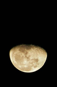 Waning Gibbous by TheCurlyBeast